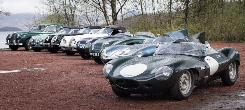David Gandy and Jodie Kidd lead Jaguar's Mille Miglia line-up; Bentley fields 1930 Blower