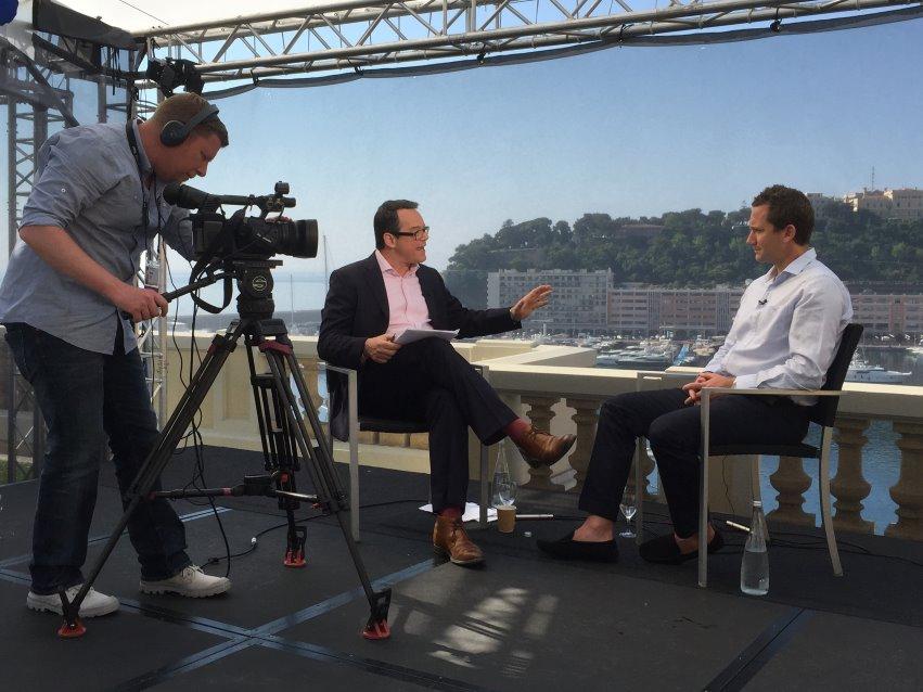 Kiwi entrepreneur Dan Radcliffe still has good news at EY World Entrepreneur of the Year Awards