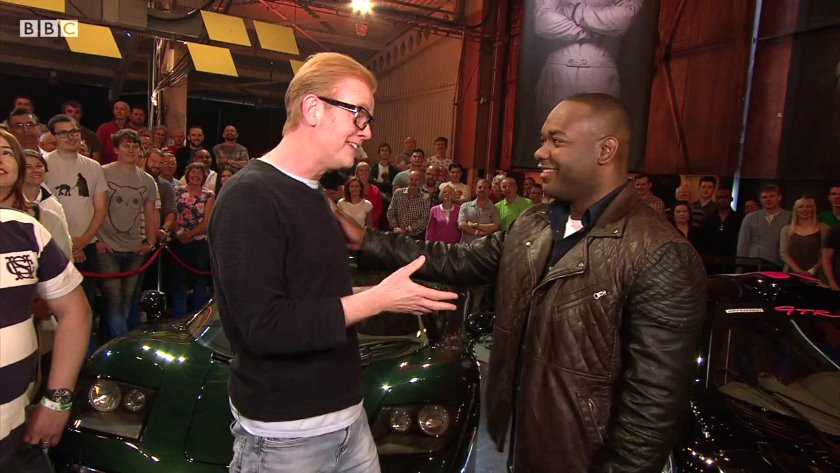 Finding the heart on <i>Top Gear</i> again