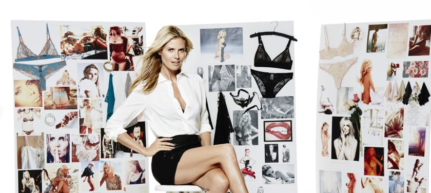 Macpherson Men gives way to HKMan as Heidi Klum takes over flagship line at Bendon