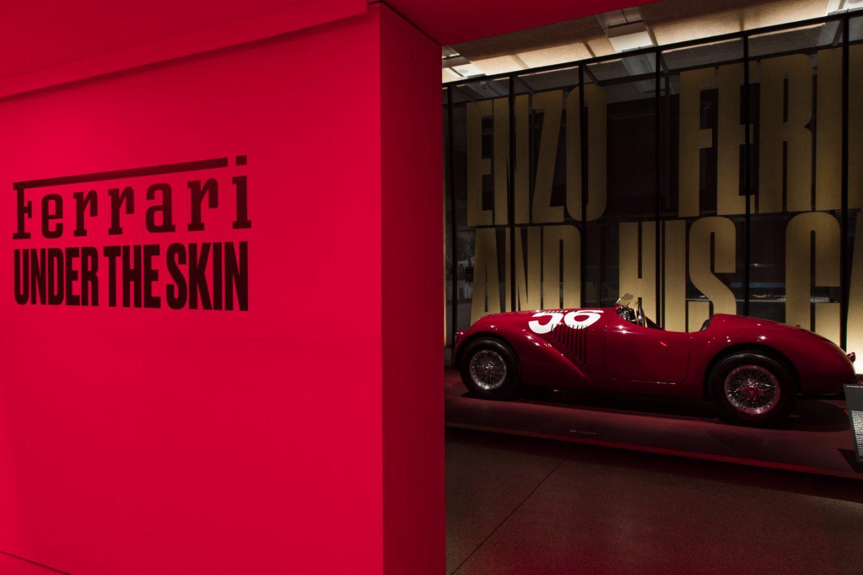 A glimpse into £140 million of Ferraris at the Design Museum's <i>Ferrari: under the Skin</i> exhibition
