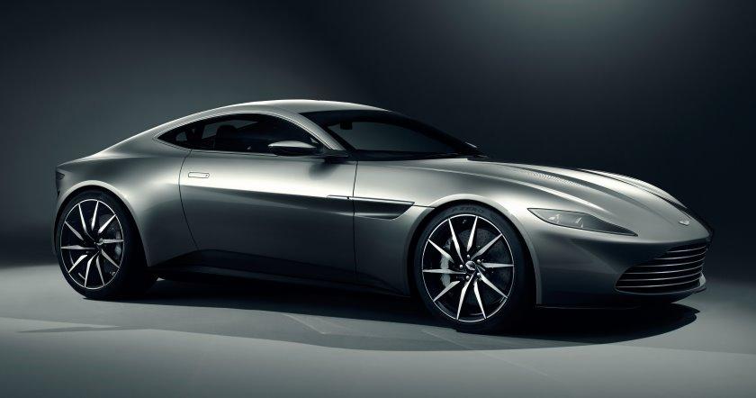 Sam Mendes reveals <i>Spectre</i>, next James Bond film, and Aston Martin DB10