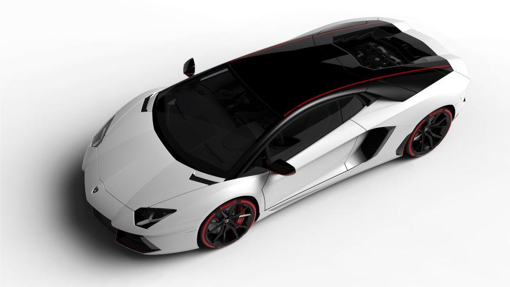 Lamborghini launches Aventador LP700-4 Pirelli Edition