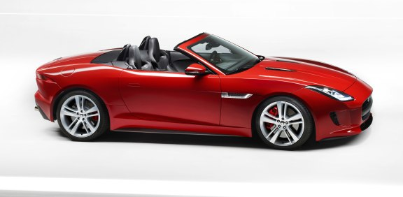 Jaguar reveals specs for new F-type, as new sports car is officially launched in Paris