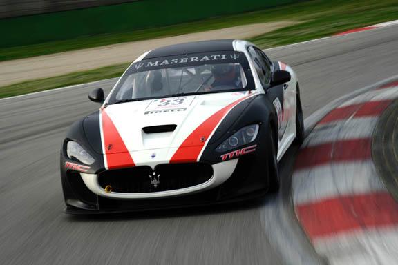 Maserati begins its Trofeo Gran Turismo MC for 2011