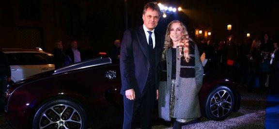 Bugatti shows menswear and accessories for autumn–winter 2014–15 in Milano