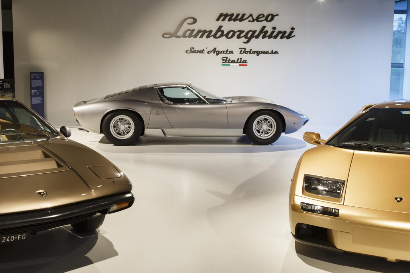 Lamborghini Museum at Sant'Agata Bolognese to host Ayrton Senna exhibition from April 12