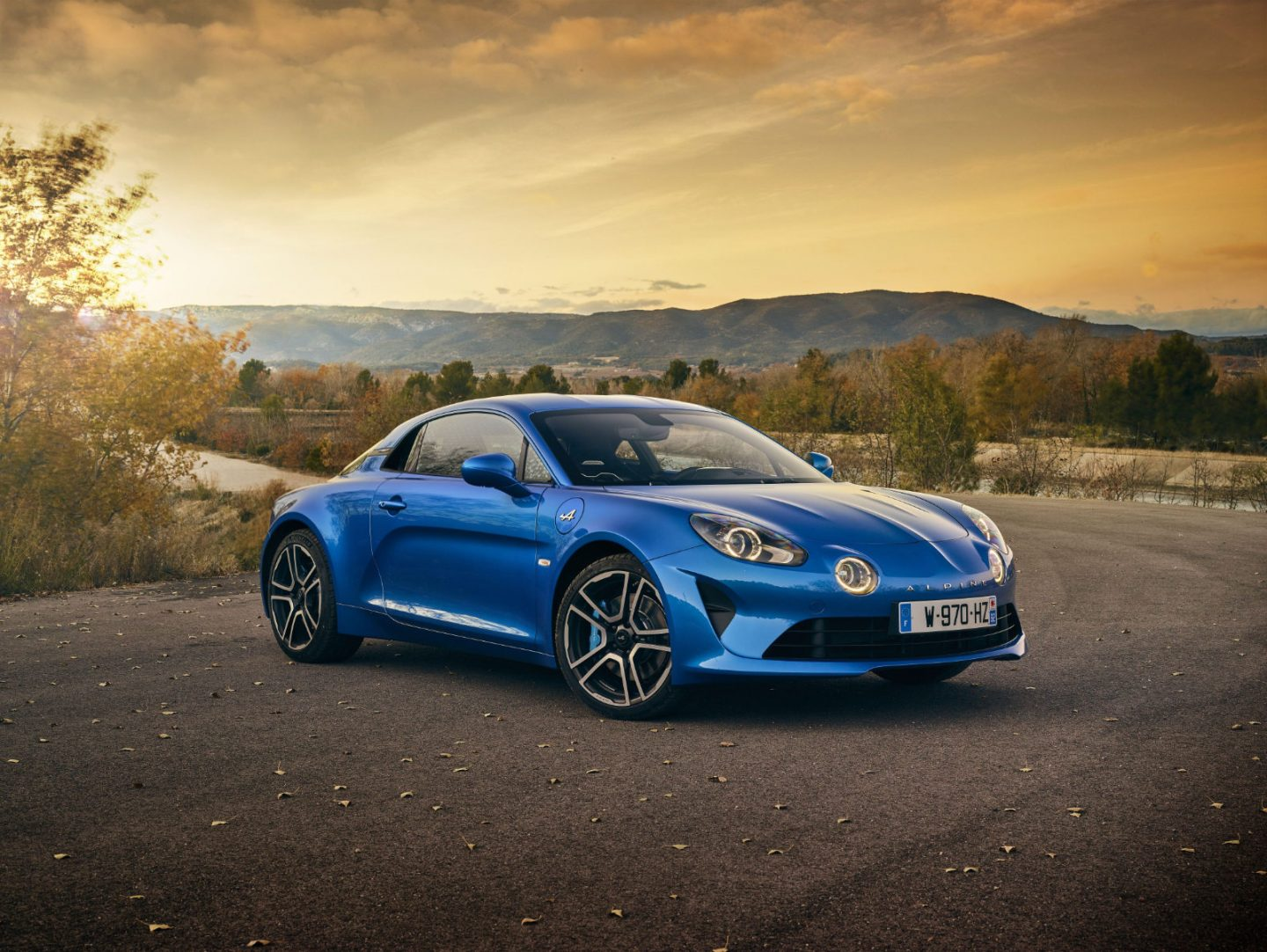 Alpine is back, with the A110 Première Edition—deliveries begin March 2018