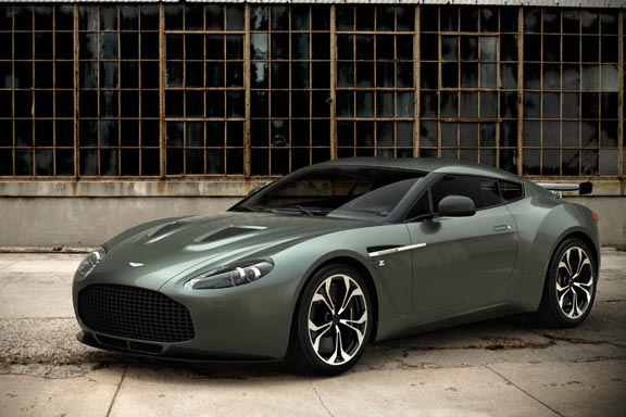 Aston Martin to show first production V12 Zagato at Kuwait Concours d'Élégance