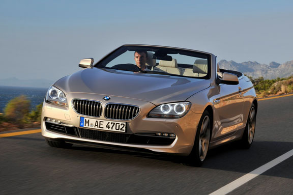 BMW launches the 650i Cabriolet, with the bigger picture in mind