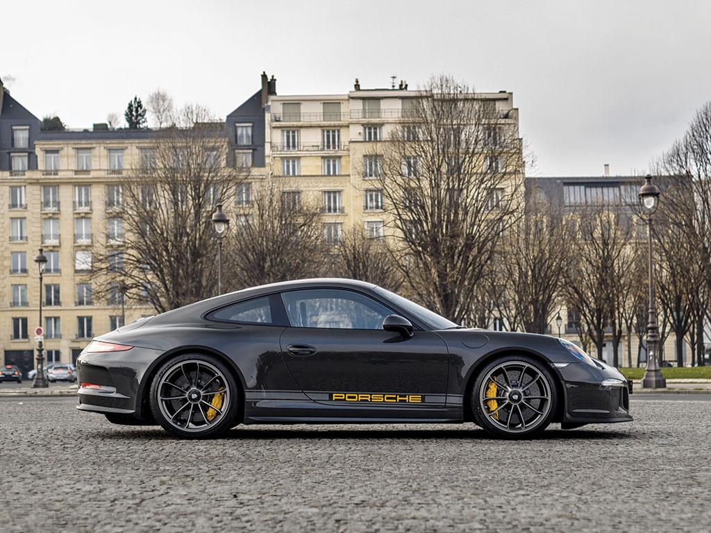 Unique Porsche 911R at Sotheby's auction pays tribute to Steve McQueen
