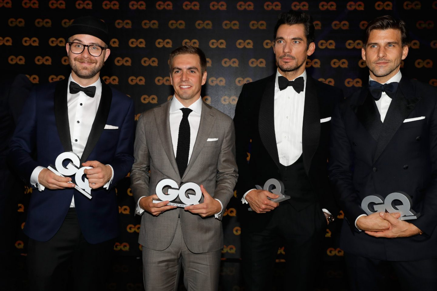 David Gandy, Thom Browne, Matthias Schweighöfer among honorees at <i>GQ Deutschland</i> Men of the Year awards