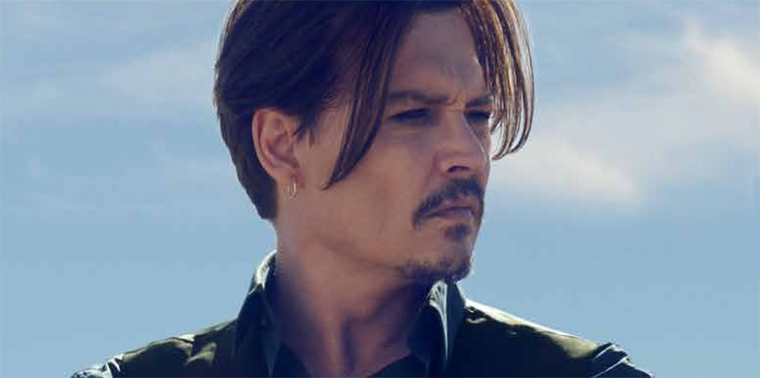 Johnny Depp models Dior Sauvage men's fragrance, with Australian and NZ release on August 24
