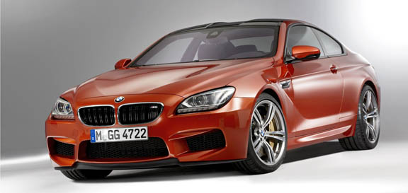BMW launches M6 coupé and cabriolet: more power, lower emissions